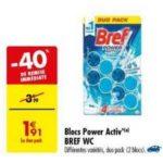 Bon Plan Bloc WC Bref chez Carrefour - anti-crise.fr