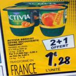Bon Plan Yaourts Activia Danone chez Leclerc (19/02 - 23/02) - anti-crise.fr
