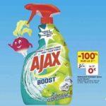 Bon Plan Nettoyant Ajax Boost chez Casino (26/02 - 10/03) - anti-crise.fr