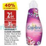 Bon Plan Adoucissant Cajoline chez Atac (06/02 - 11/02) - anti-crise.fr