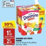 Bon Plan Danonino chez Atac (13/02 - 18/02) - anti-crise.fr
