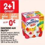 Bon Plan Danonino chez Leader Price (26/02 - 10/03) - anti-crise.fr