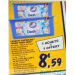 Bon Plan Lessive Dash Pods chez Leclerc (19/02 - 23/02) - anti-crise.fr