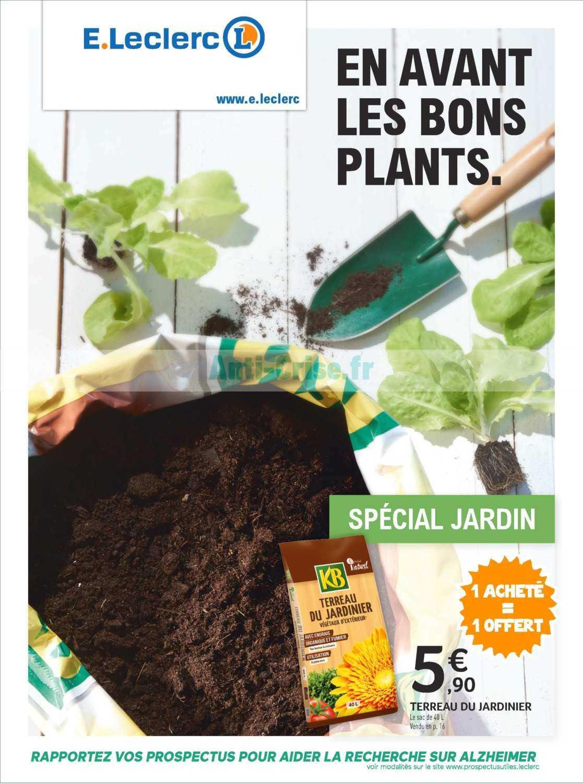 Catalogue Leclerc du 12 au 23 février 2019 (Jardin ...