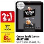 Bon Plan Capsules Expresso Grand'Mère chez Carrefour (26/02 - 11/03) - anti-crise.fr