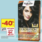 Bon Plan Coloration Palette Schwarzkopf chez Casino (05/02 - 17/02) - anti-crise.fr