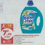 Bon Plan Lessive Super Croix chez Magasins U (26/02 - 09/03) - anti-crise.fr