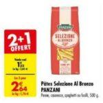 Bon Plan Pâtes Panzani Selezione al Bronzo chez Carrefour - anti-crise.fr