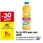 Bon Plan Jus de Fruits Joker chez Carrefour - anti-crise.fr