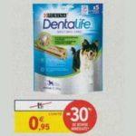 Bon Plan Friandises pour Chien Purina Dentalife chez Intermarché - anti-crise.fr