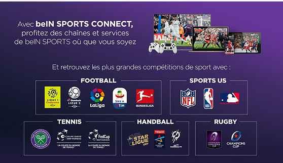 Bon plan abonnement BeInSports en promo ( 69€ pour 12 mois)