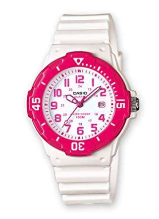 13,08€ la montre Casio LRW-200H