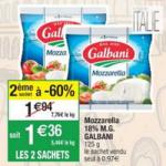 Bon Plan Mozzarella Galbani chez Cora (12/03 - 18/03) - anti-crise.fr