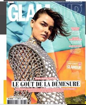 Moins de 5€ l'abonnement de deux ans à la revue Glamour