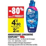 Bon Plan Assouplissant Soupline chez Carrefour Market (05/03 - 17/03) - anti-crise.fr