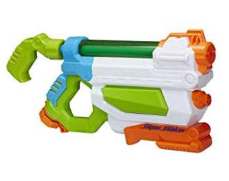 7,99€ le pistolet à eau NERF Super Soaker Flashflood (Prime Amazon)