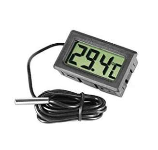 0,53€ port inclus le thermomètre pour aquarium , frigo …