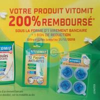 Offre de Remboursement Vitomit : Votre Produit 200% Remboursé