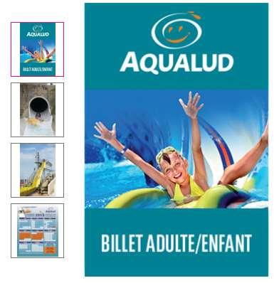 Aqualud le Touquet : entrées à 13€ (ou 24.9€ pour deux)