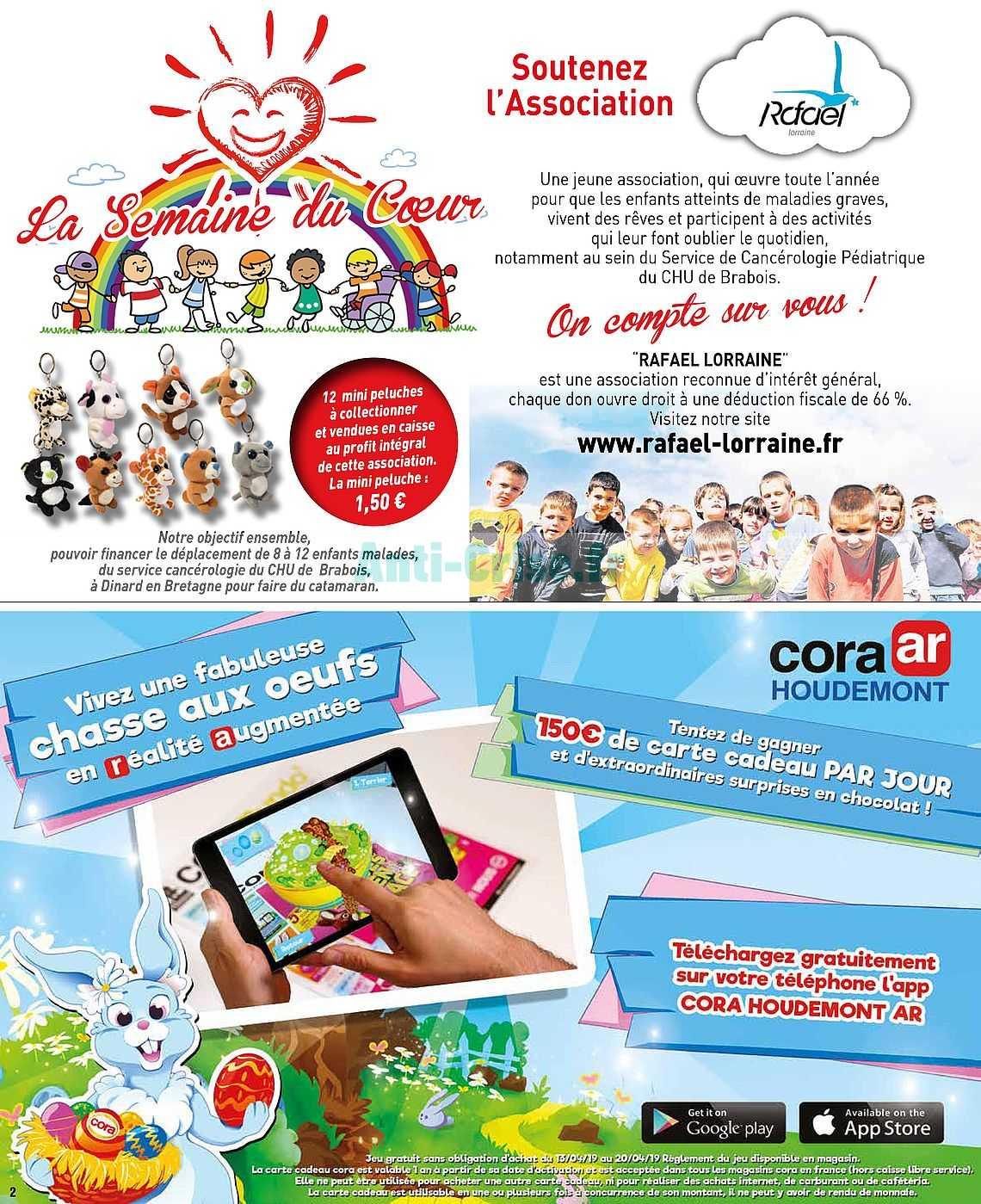 Carte Cora Houdemont.Catalogue Cora Du 13 Au 20 Avril 2019 Nancy Houdemont