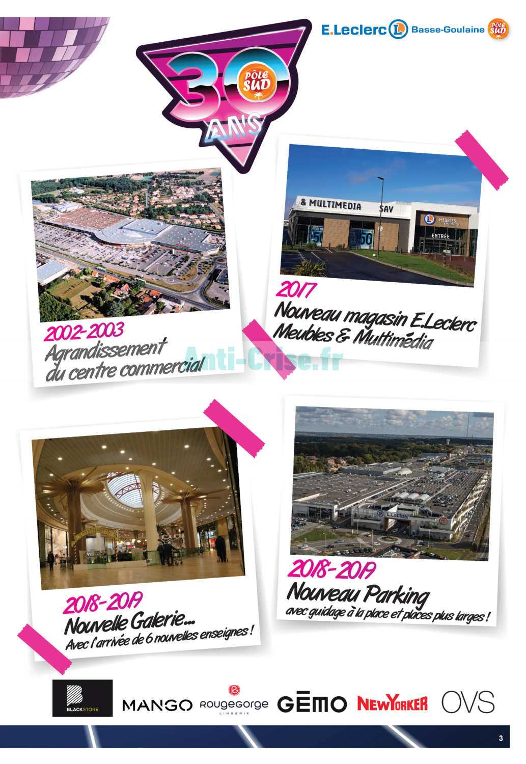 Catalogue Leclerc Local Du 16 Au 27 Avril 2019 Basse