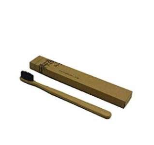 1,37€ port inclus la brosse à dents en Bambou