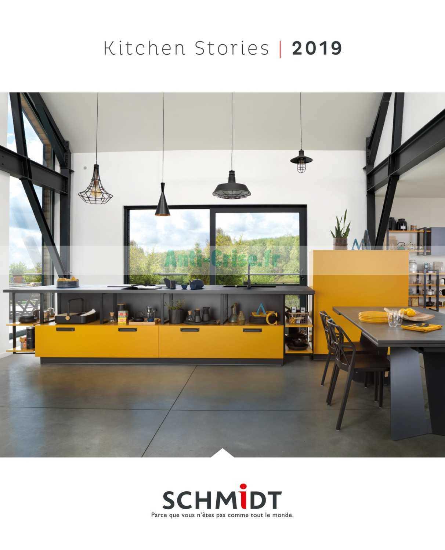 Catalogue Cuisines Schmidt Du 08 Avril Au 31 Decembre 2019