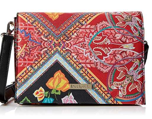 29€ le sac Desigual Folklore Cards Imperia Women