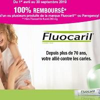 Offre de Remboursement Fluocaril & Parogencyl : un ou Plusieurs Produits 100% Remboursés