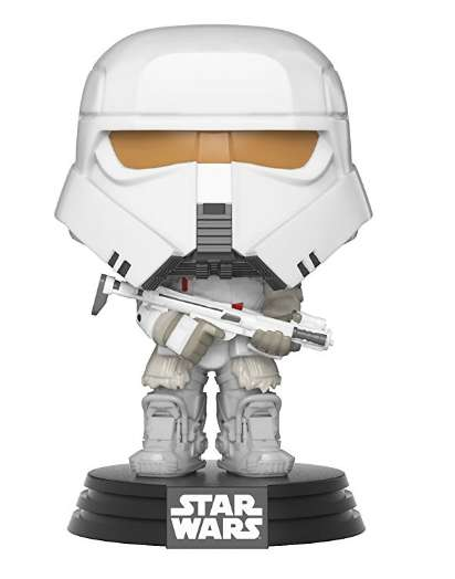 8,49€ le jouet FUNKO POP STAR WARS Range Trooper