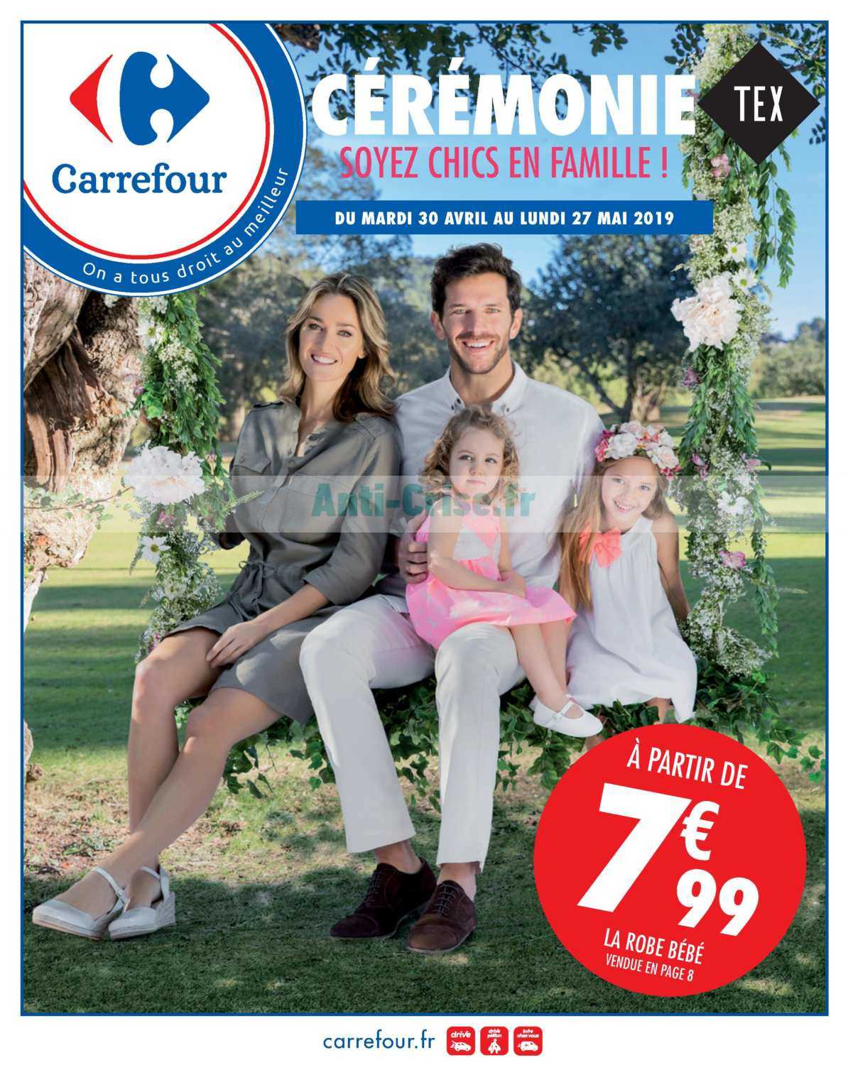 Catalogue Carrefour Tex Collection Automne Hiver 2014