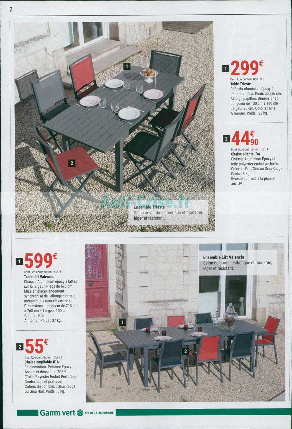 Catalogue Gamm Vert du 17 avril au 04 mai 2019 - Catalogues Promos ...
