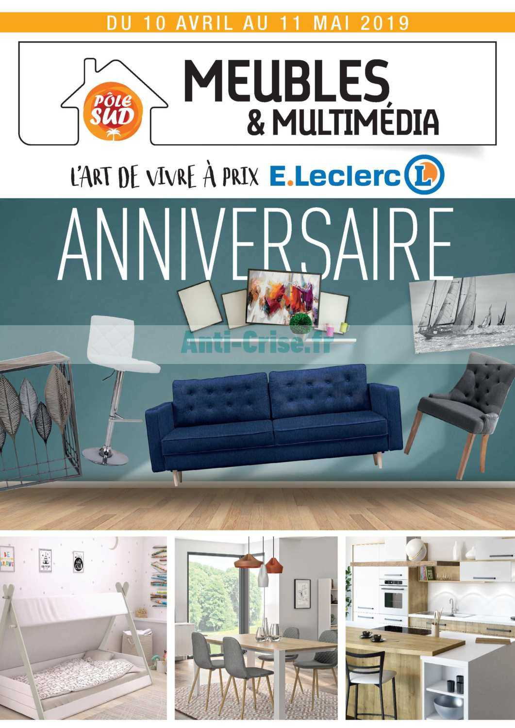 Catalogue Leclerc Local Du 10 Avril Au 11 Mai 2019 Basse Goulaine Catalogues Promos Bons Plans Economisez Anti Crise Fr