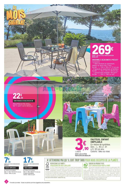 Catalogue Leclerc du 30 avril au 11 mai 2019 (Centre-Ouest Balcons ...