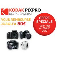 Offre de Remboursement Kodak : Jusqu'à 25€ sur Imprimante