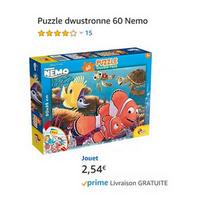Puzzles Disney Double-Face chez Amazon