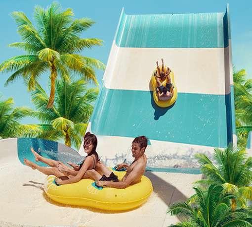 Aqualand : billets moins chers sur Groupon : 18€ au lieu de 28