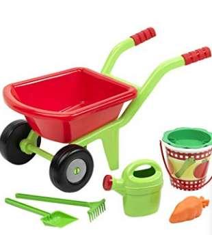 8,99€ Ecoiffier jouets de plages (brouette, seau …)