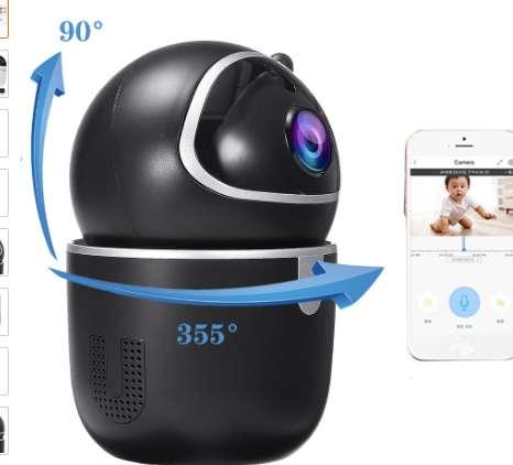 15,42€ la caméra de surveillance wifi