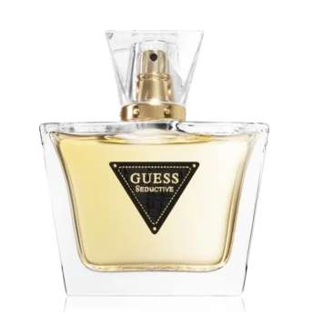18,9€ l'eau de toilette GUESS SEDUCTIVE 75ml