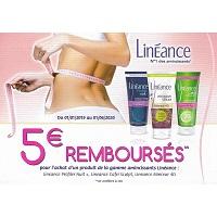 Offre de Remboursement Linéance : 5€ Remboursés sur 1 Produit Amincissant