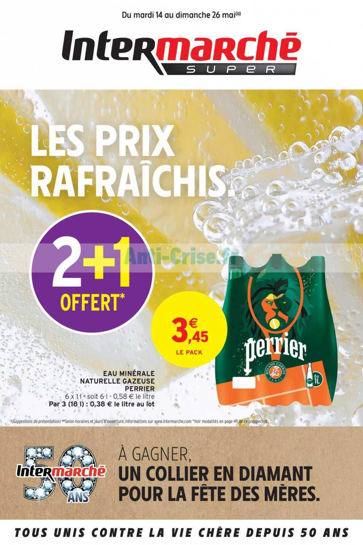 Catalogue Intermarche Du 14 Au 26 Mai 2019 Version Super Catalogues Promos Bons Plans Economisez Anti Crise Fr