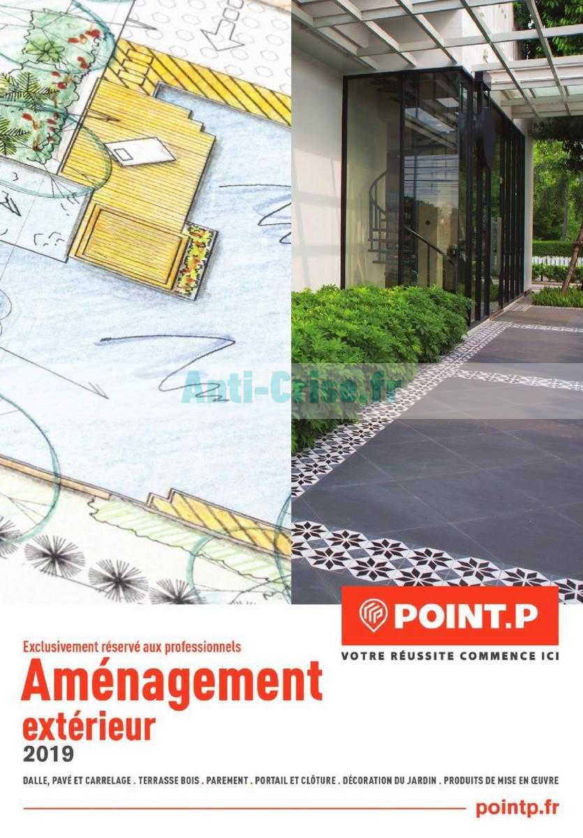 Point P Le Nouveau Catalogue Du 12 Avril Au 01 Septembre 2019 Est Disponible Ne Manquez Pas Les Reductions Du Catalogue