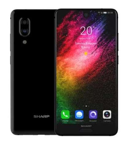 90,73€ le smartphone SHARP AQUOS S2 ( 4go-64go)