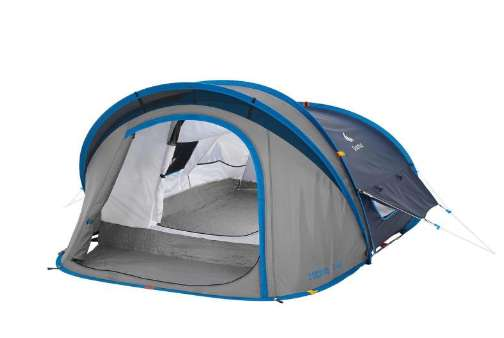 Tente Camping 2 SECONDS XL 2 AIR Quechua à 50€