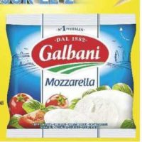Mozarella  Galbani chez Casino (02/07 – 14/07)