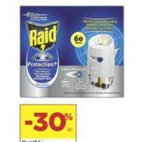 Diffuseur Insecticide Raid chez Casino (25/06 – 01/07)