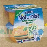 Naturnes Repas Complet Bio Nestlé Bébé chez Leclerc (18/06 – 29/06)