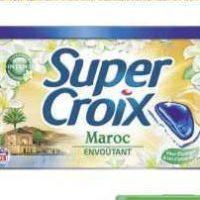 Lessive en Capsules Super Croix chez Casino (25/06 – 07/07)