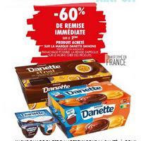 Danette Le Liégeois chez Carrefour (11/06 – 24/06)